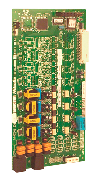 NEC DS2000 4 Port CO/Trunk Card