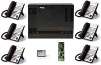 NEC IP Expandable Office Phone System