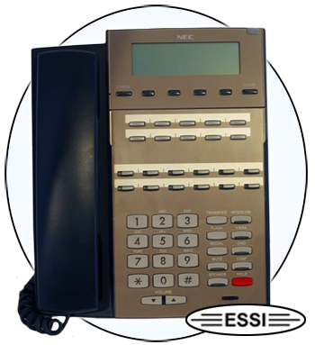 DSX 22-Button Phone