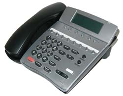 NEC 8 Button Display Phone DTR-8D-1 - Refurbished  - One Year Warranty $135.00
